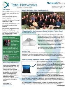 TN Newsletter-January 2017