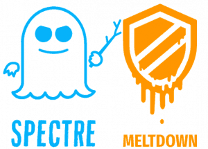 spectre ghost and meltdown shield melting