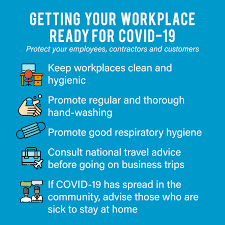 Getting your workplace ready