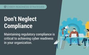 dont neglect compliance