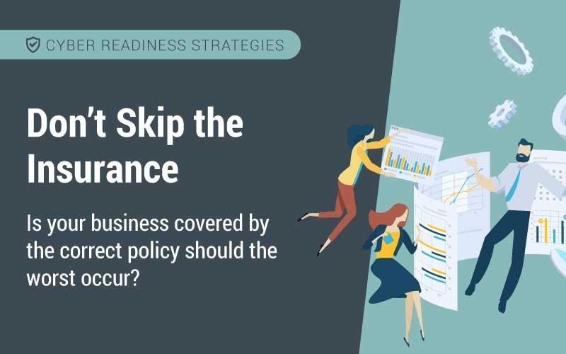 Dont skip insurance
