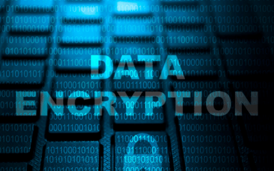 What does data encryption mean and what does it do?