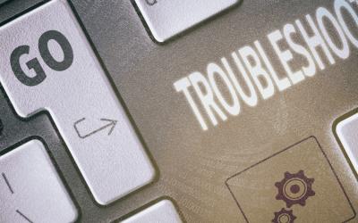Self-Help Troubleshooting Tips