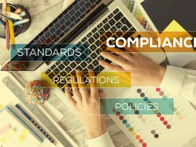 compliance regulations policies concept