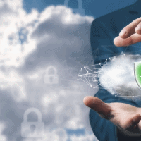 cloud computing and security concept