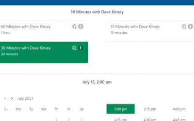 Can Microsoft Bookings Simplify Your Scheduling?