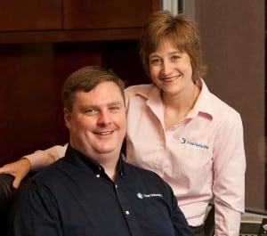 Total Networks Owners, Dave & Stephanie Kinsey