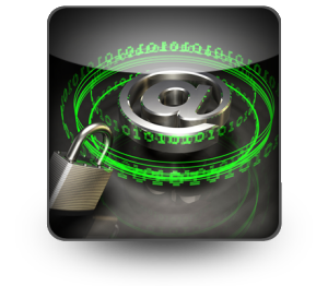 secure_digital_mail_powerpoint_icon_s