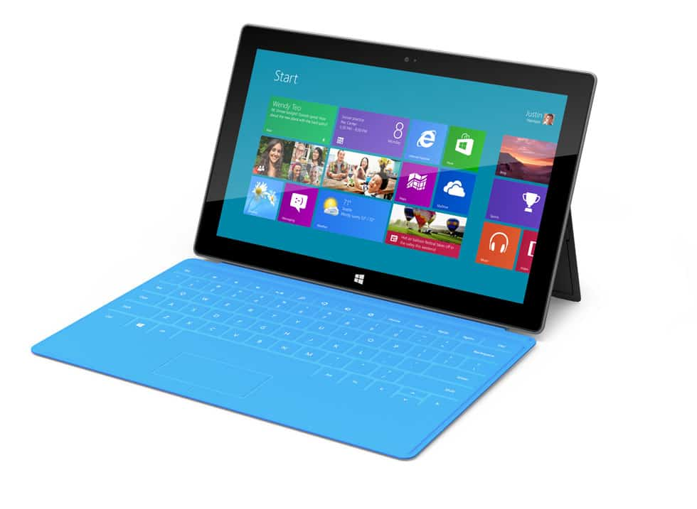 What is all the hype about the Microsoft Surface?